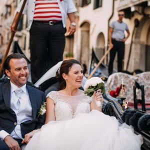 catholic wedding in Venice