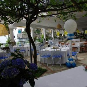 beach wedding in Amalfi coast
