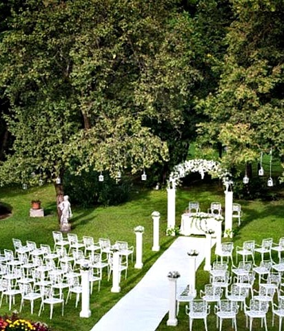 Charming wedding venue in Veneto
