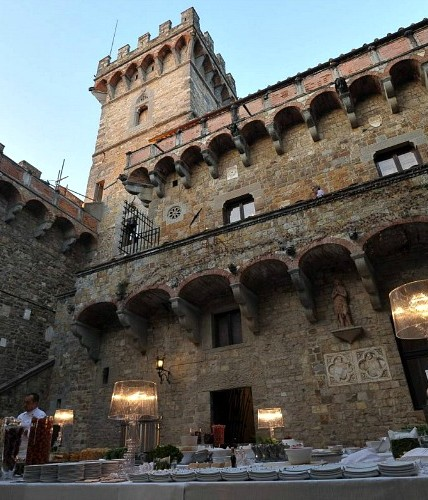 The best wedding reception in Florence