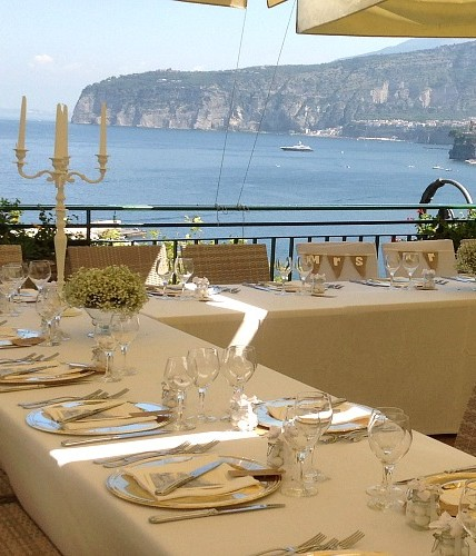 An unforgettable wedding summer in Sorrento