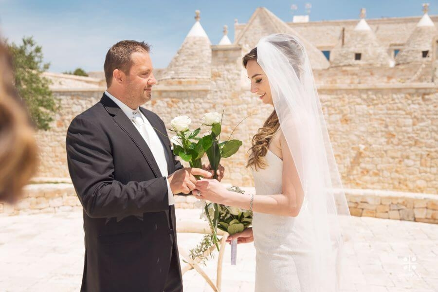 Apulia destination wedding – Jacqueline & Adrian