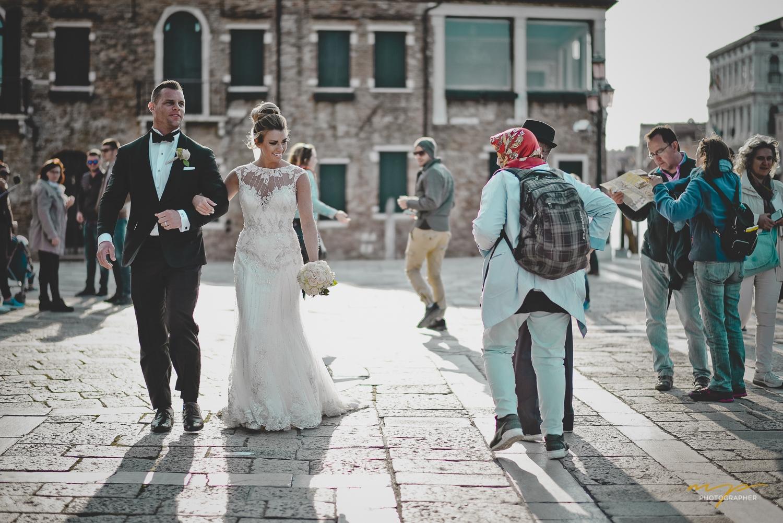 Luxury Marriage in Venice