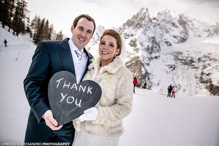 Wedding in Courmayeur  Aosta Valley – Fiona and Ronan