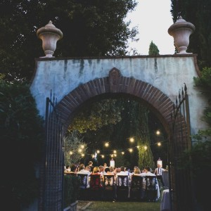 wedding in the Tuscan villa