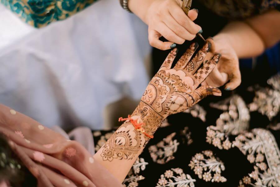 Indian wedding in Amalfi coast: the pre-wedding ceremonies