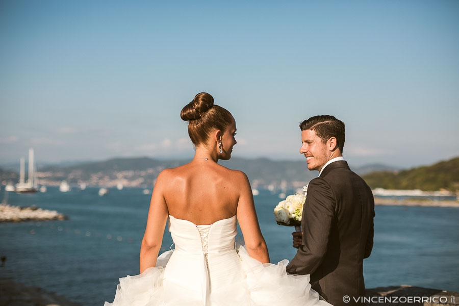 Wedding in Portovenere – Andrea and Lara