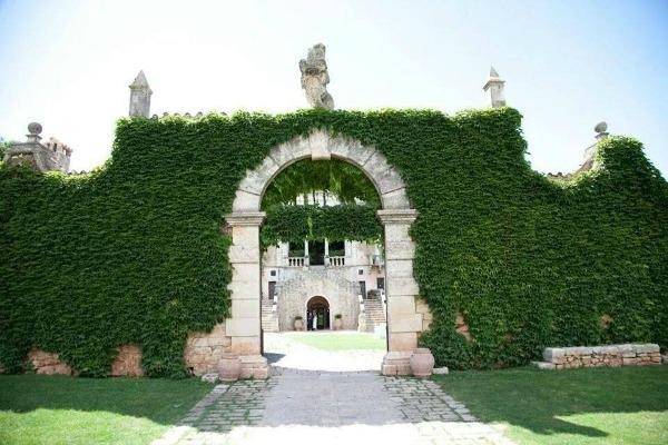 Castle for weddings in Apulia