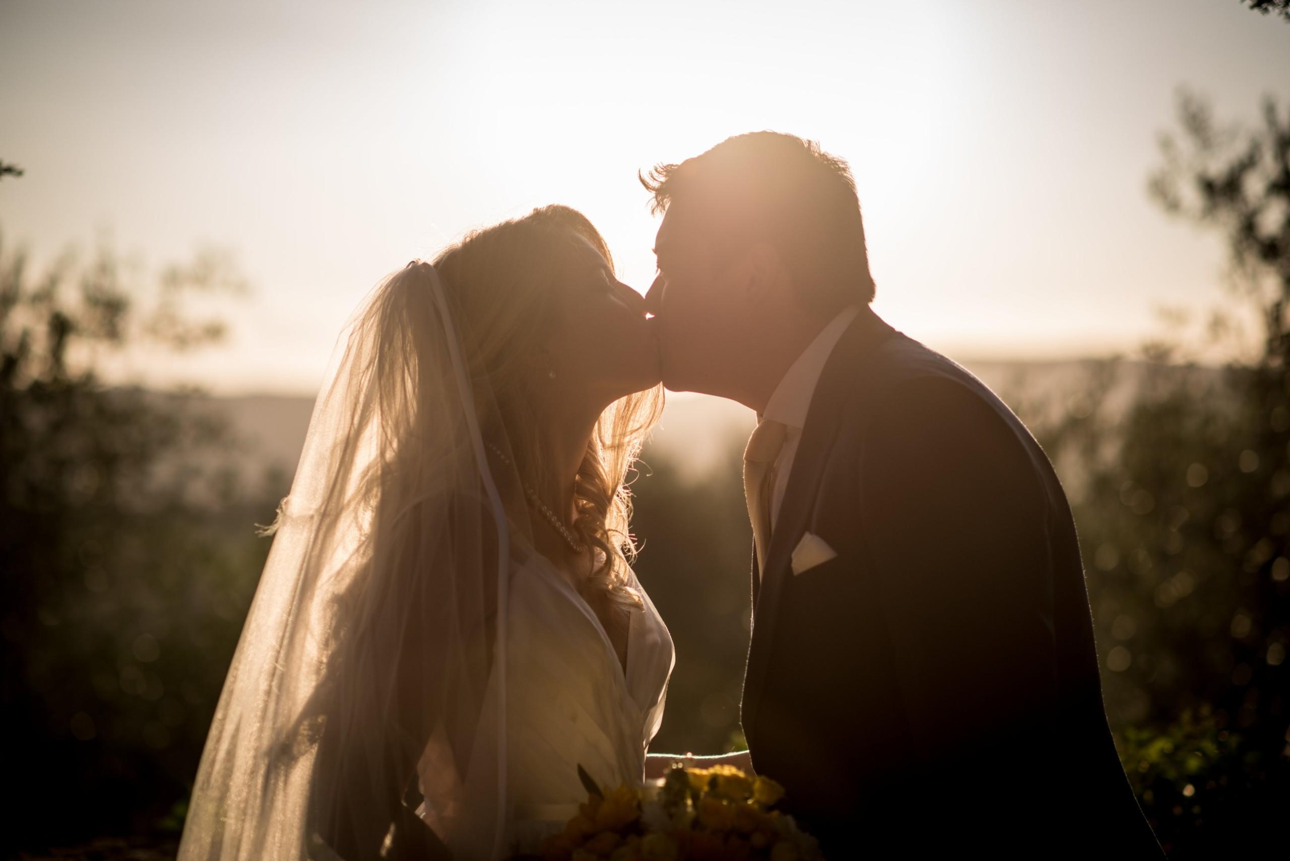 Wedding at the tuscan castle- Sebastian and Liv