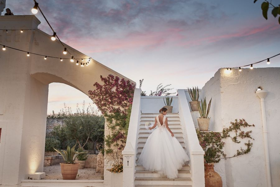 Exclusive and luxury wedding close to the beach