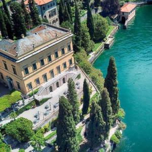 exclusive venue in como lake