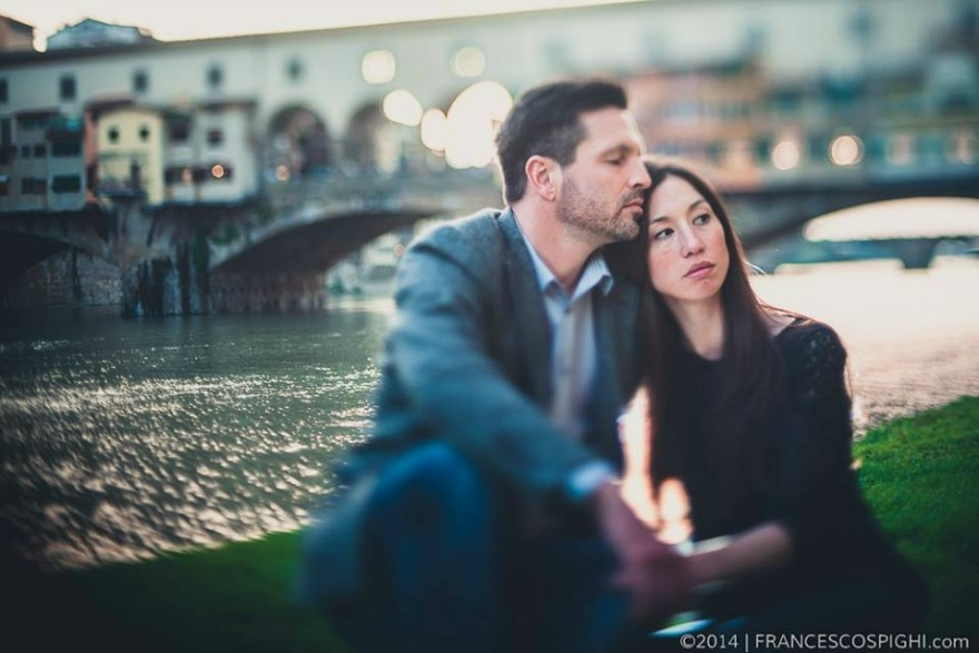 Engagement in Val D'orcia with Francesco Spighi Photography
