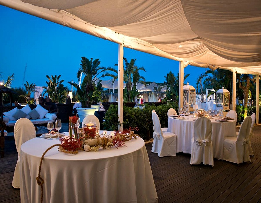 Luxury weddings and events in Apulia