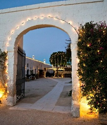 Luxury wedding and honeymoon in Puglia