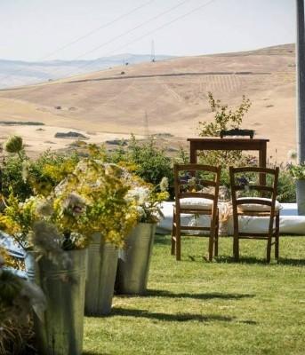 Resort for wedding in Sicily