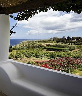 Small luxury resort in Sicily
