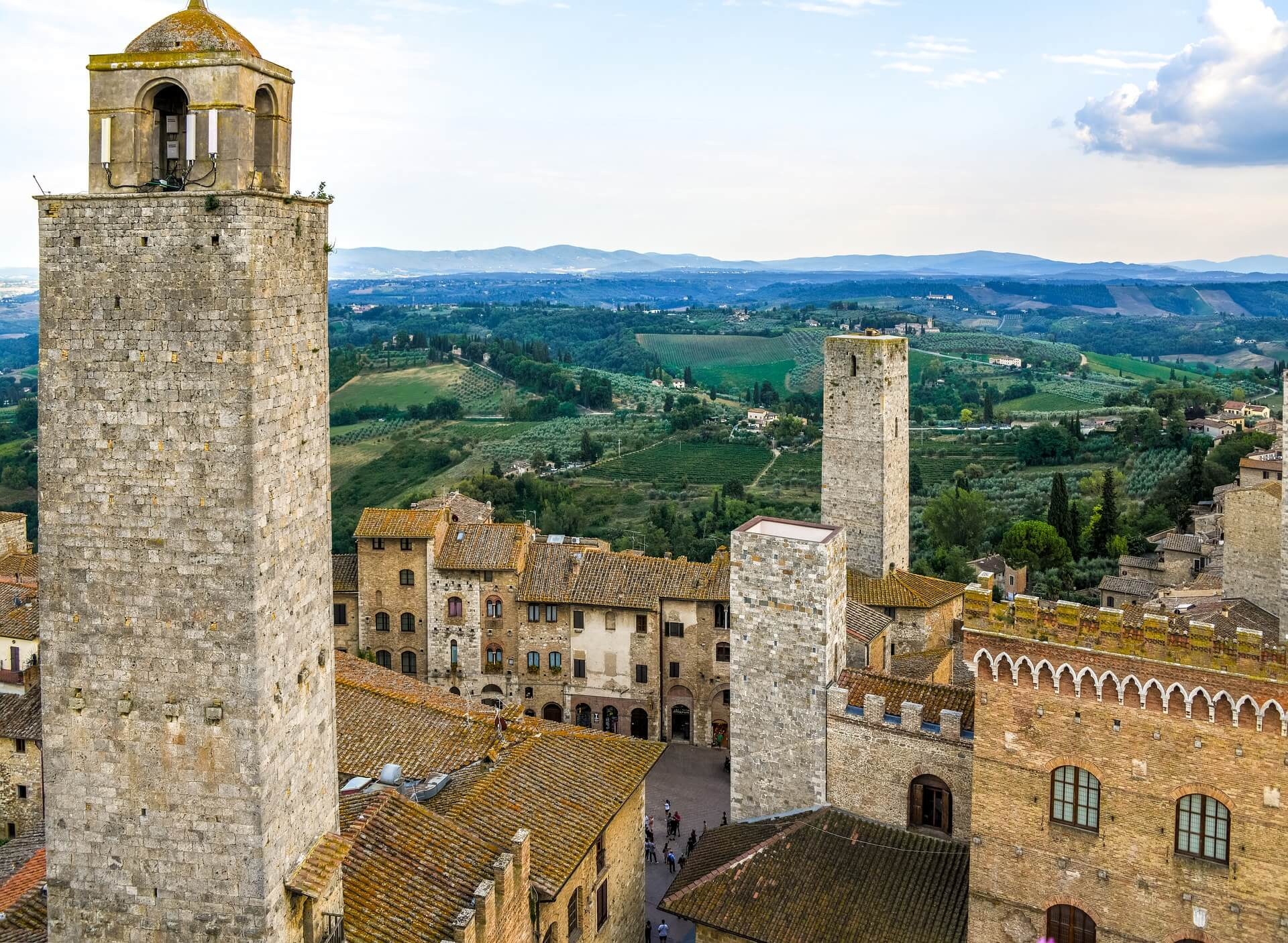 Wedding packages in Tuscany
