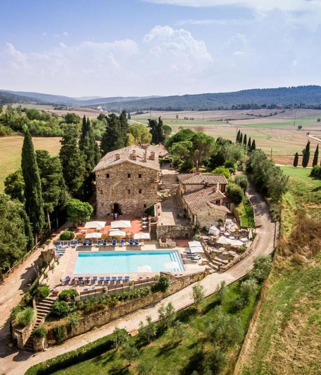 The Tuscan Borgo for your perfect italian wedding