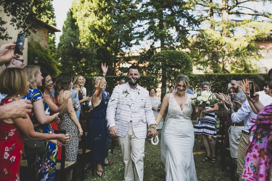 package or bespoke destination wedding planning in italy