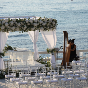 wedding beach in puglia